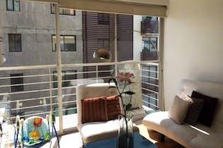 Departamento en venta en Roma Sur con roof garden