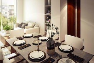 Departamento en venta de 75 m2 en Ángel Urraza