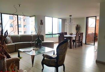 Apartamento en Los Balsos-El Poblado, con 3 Habitaciones - 166.38 mt2.