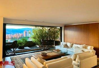 Apartamento en Los Balsos-El Poblado, con 3 Habitaciones - 346.19 mt2.