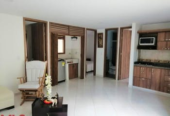 Apartamento en Cabañitas-Bello, con 3 Habitaciones - 80 mt2.