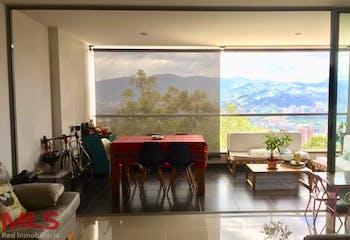 Apartamento en El Tesoro-El Poblado, con 2 Habitaciones - 97 mt2.