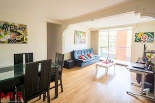 Apartamento en Loma de los Bernal-Belén, con 3 Habitaciones - 77.11 mt2.