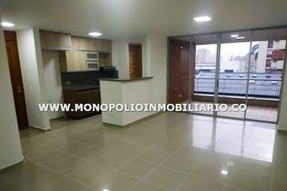 Apartamento en Lorena-Laureles, con 3 Habitaciones - 97 mt2.