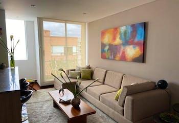 Apartamento En Barrio Cedritos-Cedritos, con una habitación - 49 mt2.