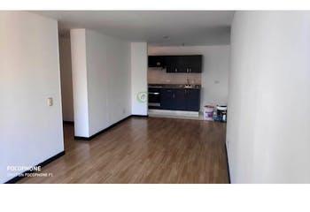Apartamento en Ciudad del Rio, Poblado - 78mt, tres alcobas, balcon