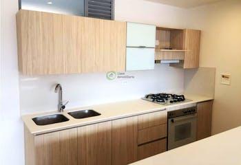 Apartamento en La Tomatera, Poblado - 162mt, tres alcobas, balcon