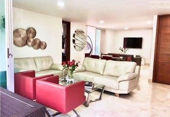 Apartamento en Santa María de los Ángeles-El Poblado, con 3 habitaciones - 134 mt2.