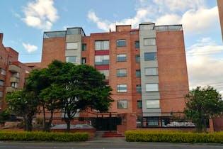 Apartamento en Santa Helena, Colina Campestre - 75mt, tres alcobas