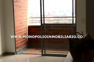 Apartamento en El Rosario, Itagüí, 3 Habitaciones- 70m2.