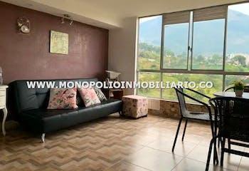 Apartamento en la Cumbre, Bello, 3 Habitaciones- 62m2.