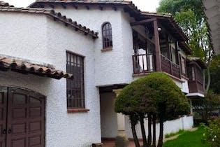 Casa Barrio Usaquén, Usaquén, 5 Habitaciones- 139m2.
