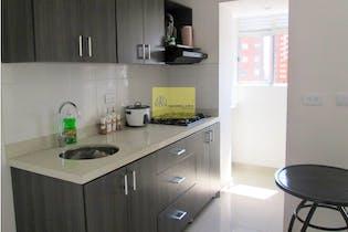 Apartamento en San Germán, Robledo, 3 Habitaciones- 66m2.