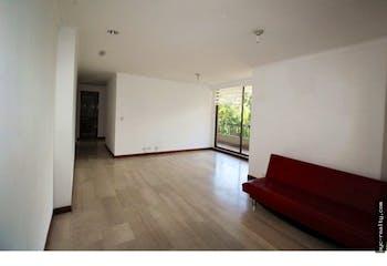Apartamento en Poblado, San Lucas, 3 Habitaciones- 100m2.