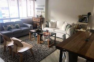 Apartamento en Virrey, Baarrios Unidos, 2 habitaciones- 65m2.