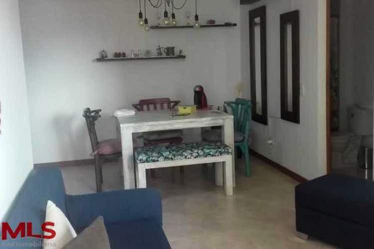 Portada Apartamento en La Ferreria, La Estrella - 59mt, dos alcobas, balcon