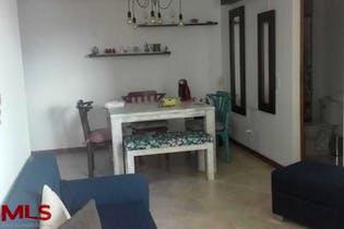 Apartamento en La Ferreria, La Estrella - 59mt, dos alcobas, balcon