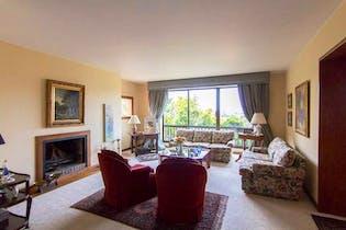 Apartamento En Santa Ana, Usaquén, 3 Habitaciones- 206m2,