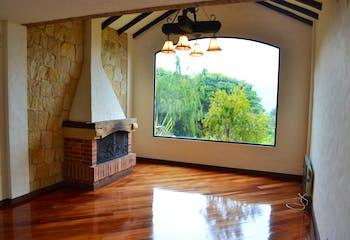 Casa campestre La Calera, San Rafael, 4 Habitaciones- 1989m2.