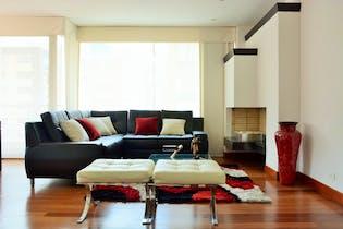 Apartamento en Chico Reservado, Chicó, 3 Habitaciones- 170m2.