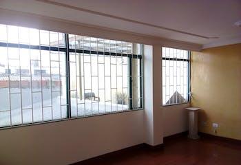 Apartamento Duplex en Contador, Cedritos, 3 Habitaciones- 92,5m2.