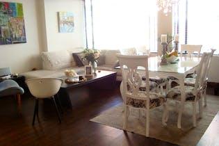 Apartamento en el Virrey, Chicó, 2 Habitacioines- 100m2