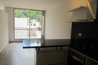 Apartamento en Bosque Izquierdo, Centro, 1 Habitación- 51m2.