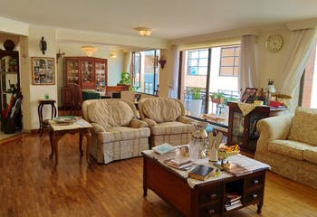 Penthouse en Santa Paula 189m2, duplex, sauna, jacuzzi, 4 habitaciones