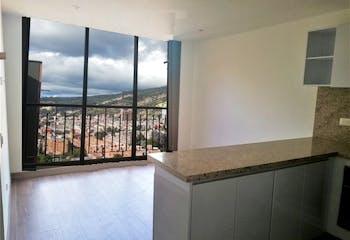 Apartamento en venta en Cedritos de 1 hab.