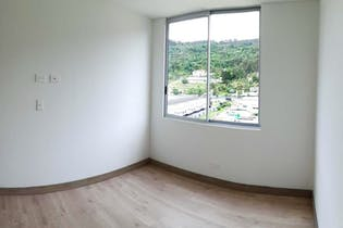 Apartamento en Santa Teresa, Bogota. Con 2 habitaciones-60.49mt2