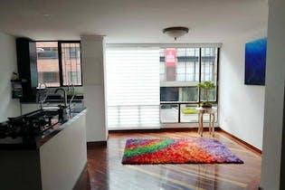 Apartamento en venta en Chicó Navarra de tres habitaciones