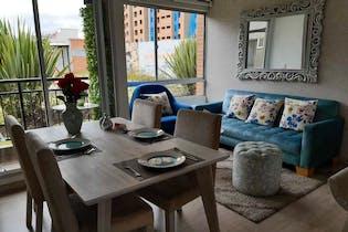 Apartamento en Castilla la nueva, Con 3 habitaciones-68mt2
