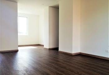 Apartamento en Santa Barbara Central, Con 2 habitaciones-81.07mt2