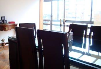 Apartamento Duplex en el Nogal, Con 4 habitaciones-416mt2