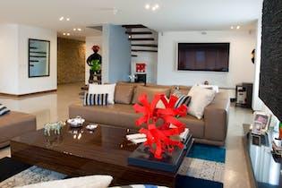 Apartamento dúplex en chico navarra, Con 3 habitaciones-243mt2