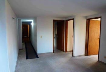 Apartamento en venta en Cedritos de 50m²