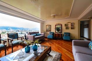Apartamento en Cerros de Suba, Con 3 habitaciones-205mt2
