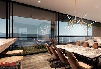 Apartamento en El Campestre-El Poblado, con 4 Habitaciones - 232.53 mt2.