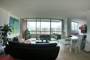 Apartamento en Ciudad del Río-El Poblado, con 2 Habitaciones - 87 mt2.
