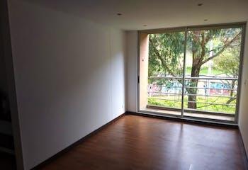 Apartamento En La Estrellita Norte-Verbenal, con 3 Habitaciones - 65 mt2.