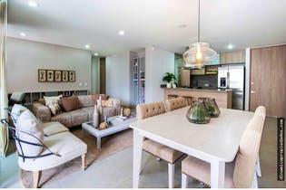 Apartamento en Loma de Cumbres-Envigado, con 3 Habitaciones - 100.57 mt2.