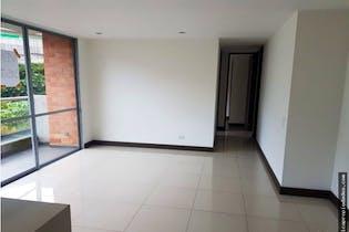 Apartamento en sector Envigado,Transversal Intermedia, 89 mts2-3 Habitaciones