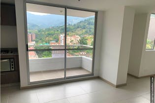 Apartamento en Las Antillas, Envigado - 69mt, dos alcobas, balcon