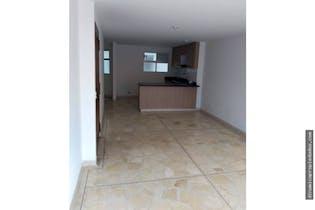 Apartamento en El Portal, Envigado - 105mt, tres alcobas, balcon