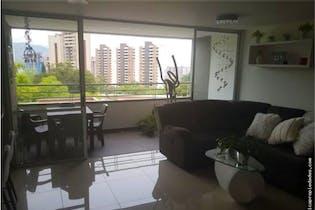Apartamento en Sabaneta, El Carmelo - 82mt, tres alcobas, balcon