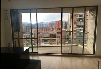 Apartamento en Mazurén-Colina Campestre, con 2 Habitaciones - 76 mt2.