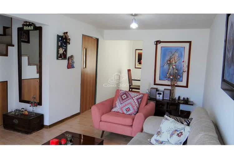 Portada Casa 3 Niveles en Alcala,Madrid-87 mts2,3 Habitaciones