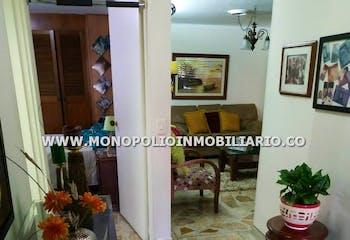 Apartamento en Ditaires, Itagui - Tres alcobas, 70mt2