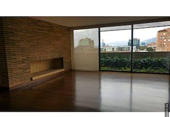 Apartamento pent-house en Chicó Reservado, 371 mts2-4 Habitaciones, Balcón