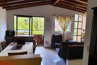 Casa en Caldas, La Acuarela - 66mt, cuatro alcobas, terraza